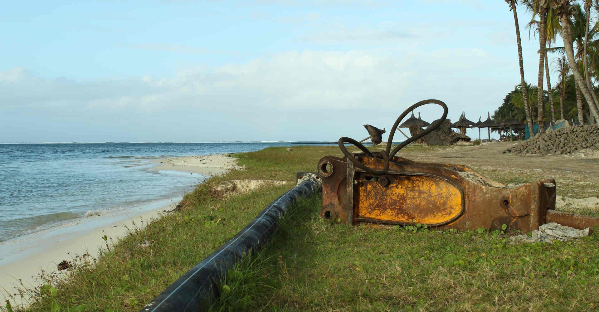 Dégradation écologique de l'Ile Maurice